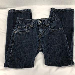 Levi's 527 8 Slim 22x22 Boys Dark Wash Jeans A910